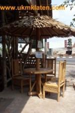 Aneka Kerajinan Bambu – BAMBOO ART SUPARNO