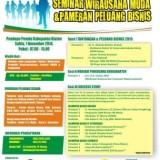 brosur seminar wirausaha