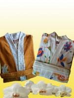 Kimono Handuk Sihan Shop