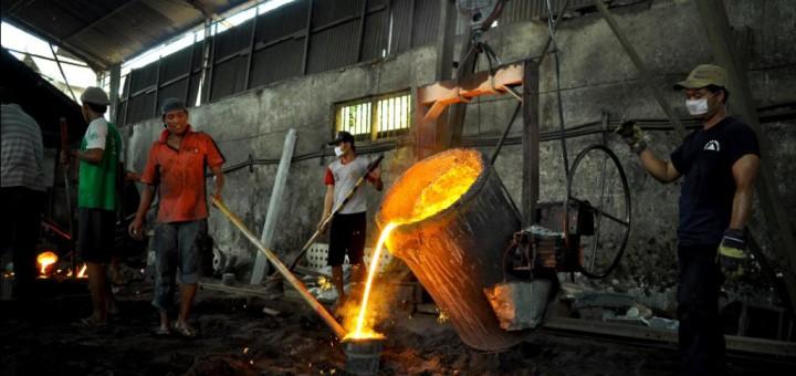 Sentra Pembuatan Cor Logam di Klaten-2